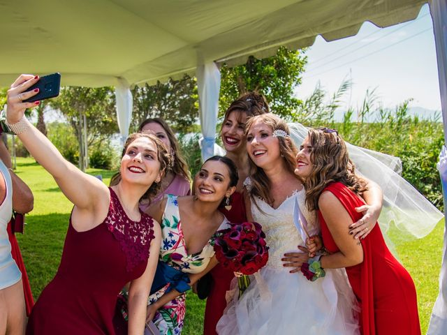 La boda de David y Karina en El Saler, Valencia 49