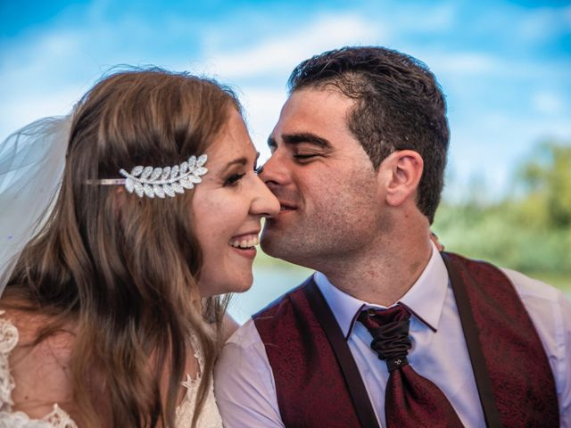 La boda de David y Karina en El Saler, Valencia 52