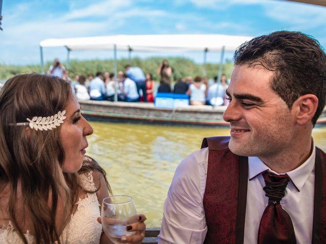 La boda de David y Karina en El Saler, Valencia 53