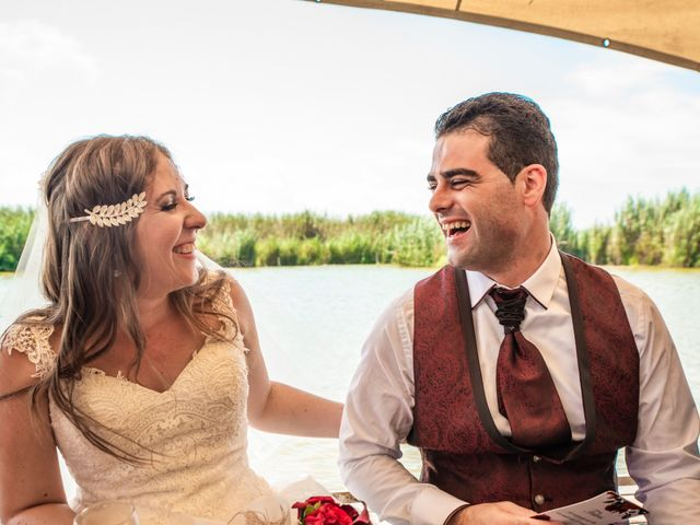 La boda de David y Karina en El Saler, Valencia 59