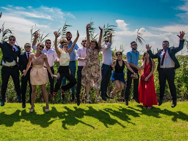 La boda de David y Karina en El Saler, Valencia 61