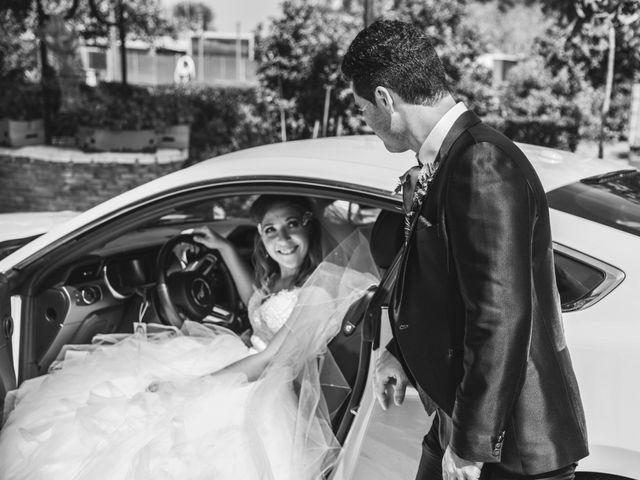 La boda de David y Karina en El Saler, Valencia 64