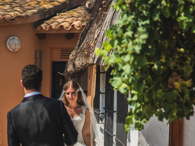 La boda de David y Karina en El Saler, Valencia 65