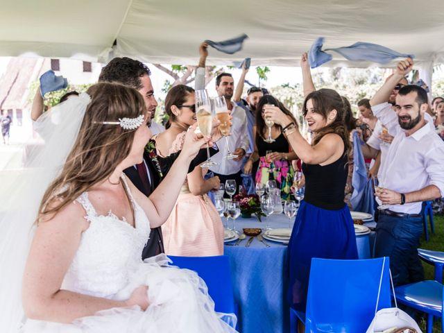 La boda de David y Karina en El Saler, Valencia 68