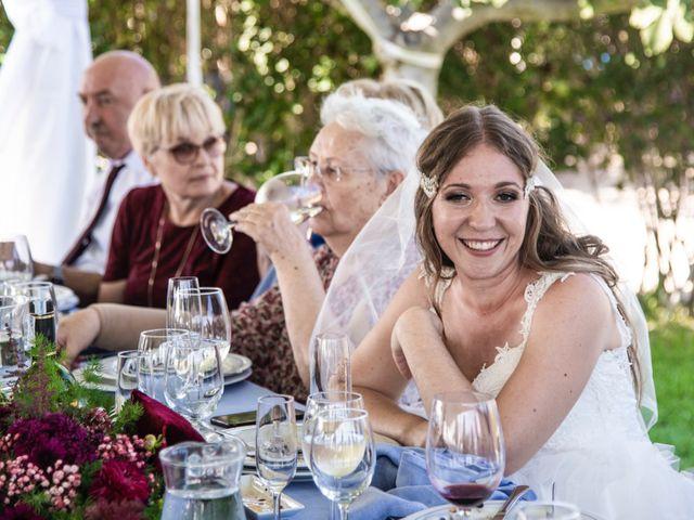 La boda de David y Karina en El Saler, Valencia 72