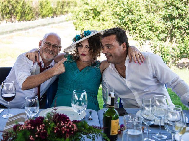 La boda de David y Karina en El Saler, Valencia 74