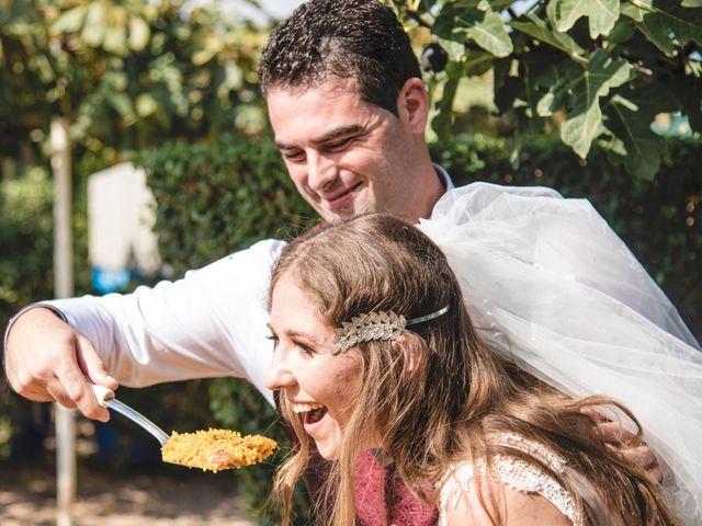 La boda de David y Karina en El Saler, Valencia 78