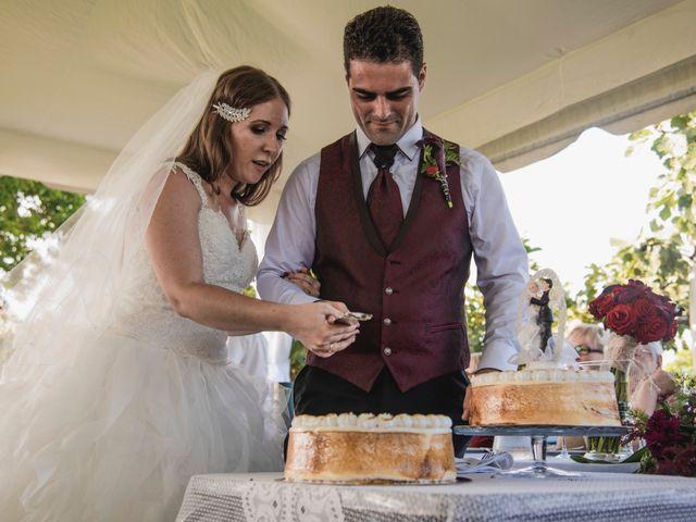 La boda de David y Karina en El Saler, Valencia 81