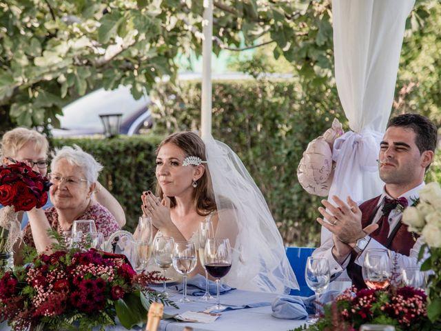 La boda de David y Karina en El Saler, Valencia 86