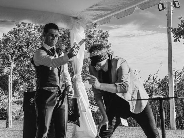 La boda de David y Karina en El Saler, Valencia 87