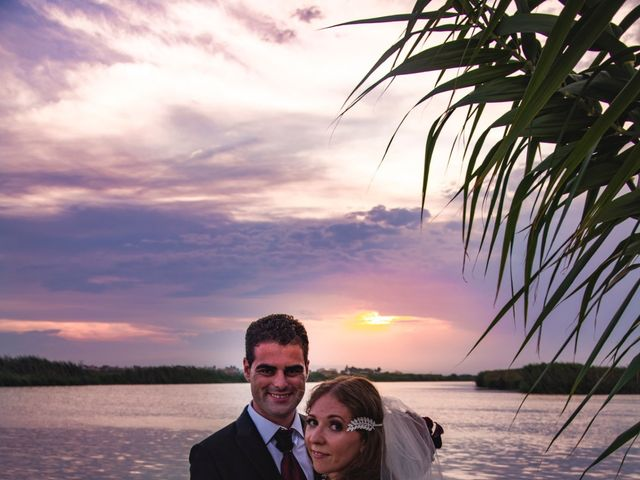 La boda de David y Karina en El Saler, Valencia 89