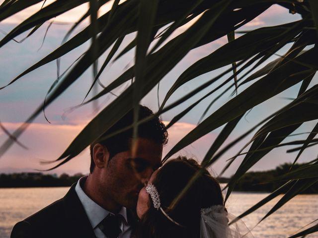 La boda de David y Karina en El Saler, Valencia 90