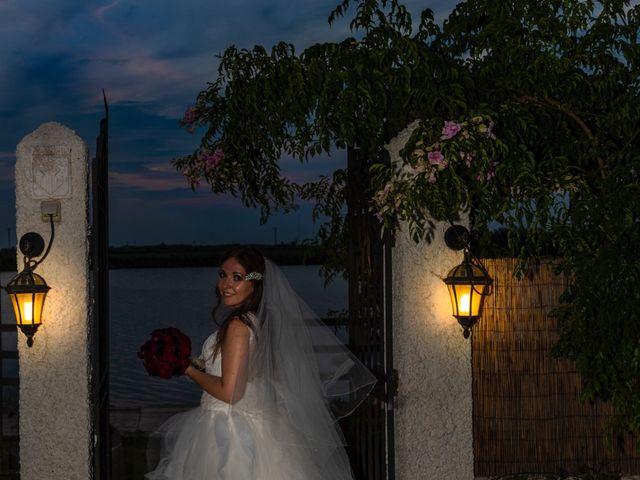 La boda de David y Karina en El Saler, Valencia 94