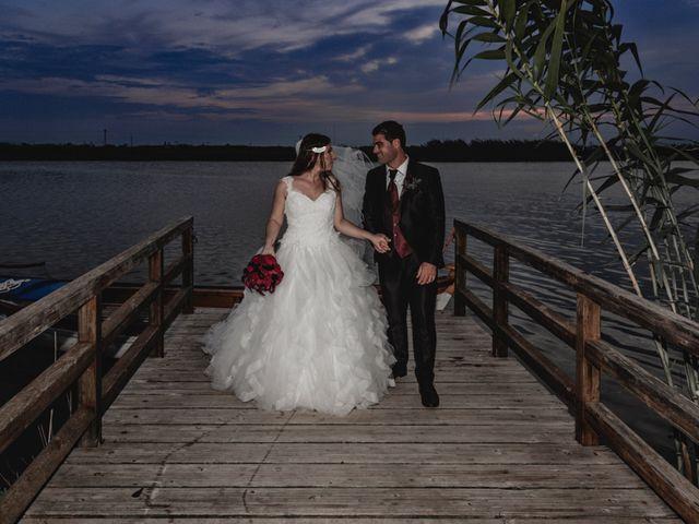 La boda de David y Karina en El Saler, Valencia 95