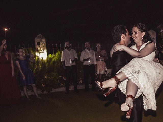 La boda de David y Karina en El Saler, Valencia 99