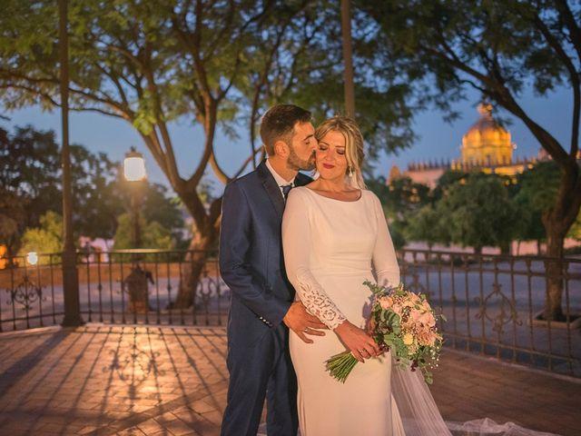 La boda de Paco y Cristina en Jerez De La Frontera, Cádiz 9