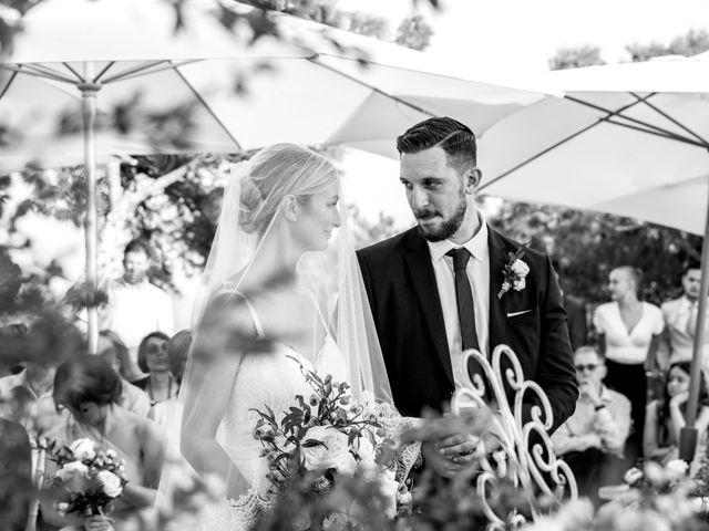 La boda de Charlie y Jason
