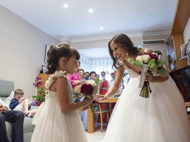 La boda de Alba y Xavi en Bellvis, Lleida 17