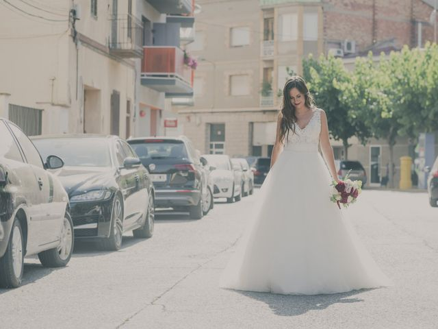 La boda de Alba y Xavi en Bellvis, Lleida 18