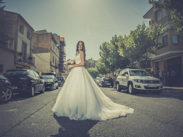 La boda de Alba y Xavi en Bellvis, Lleida 21