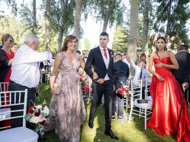 La boda de Alba y Xavi en Bellvis, Lleida 24