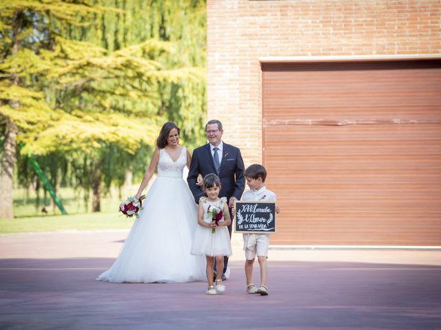 La boda de Alba y Xavi en Bellvis, Lleida 25