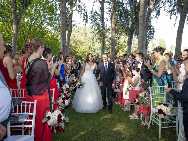La boda de Alba y Xavi en Bellvis, Lleida 27
