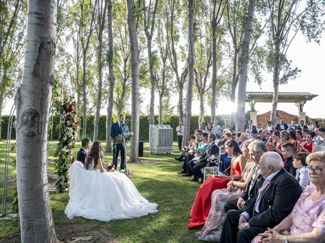 La boda de Alba y Xavi en Bellvis, Lleida 29