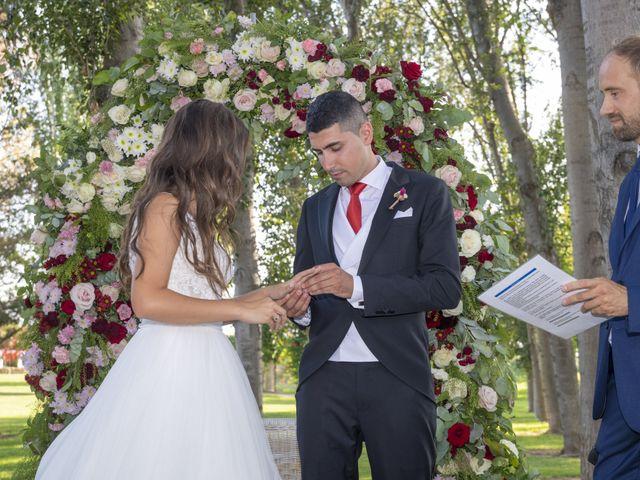 La boda de Alba y Xavi en Bellvis, Lleida 30