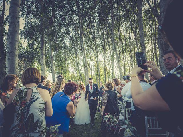 La boda de Alba y Xavi en Bellvis, Lleida 35