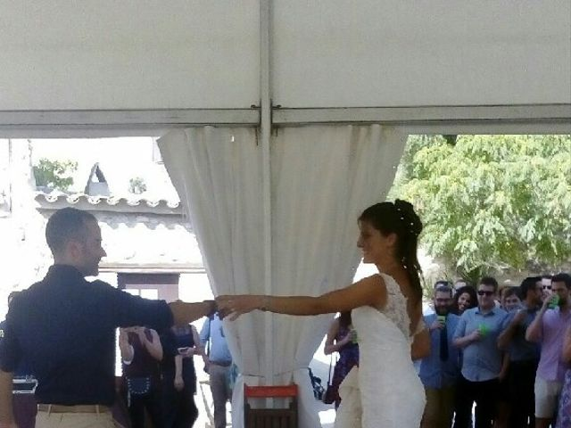 La boda de Albert y Íngrid en Sant Pere De Ribes, Barcelona 1