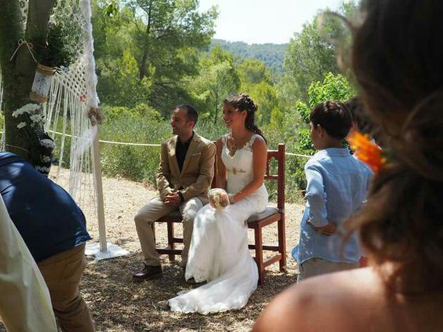 La boda de Albert y Íngrid en Sant Pere De Ribes, Barcelona 5