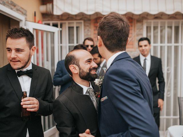 La boda de Óscar y Almudena en Madara, Alicante 5
