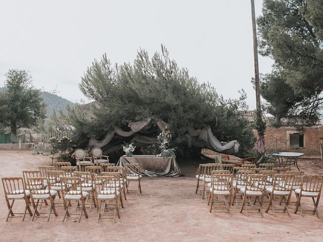 La boda de Óscar y Almudena en Madara, Alicante 7