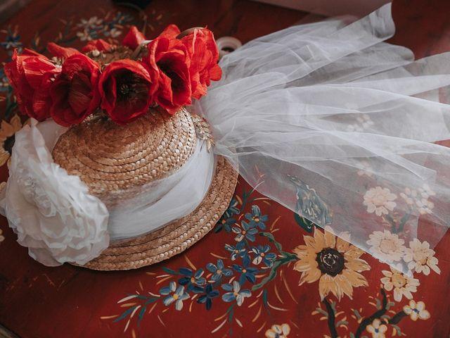 La boda de Óscar y Almudena en Madara, Alicante 18