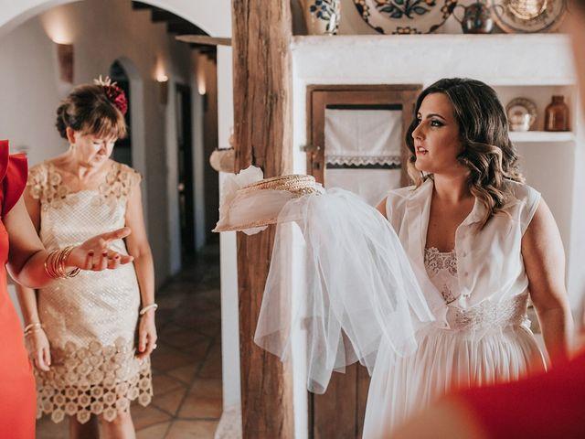 La boda de Óscar y Almudena en Madara, Alicante 21