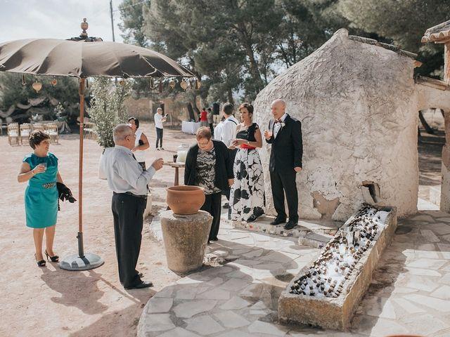 La boda de Óscar y Almudena en Madara, Alicante 34