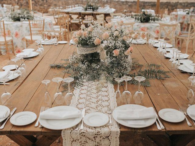 La boda de Óscar y Almudena en Madara, Alicante 38