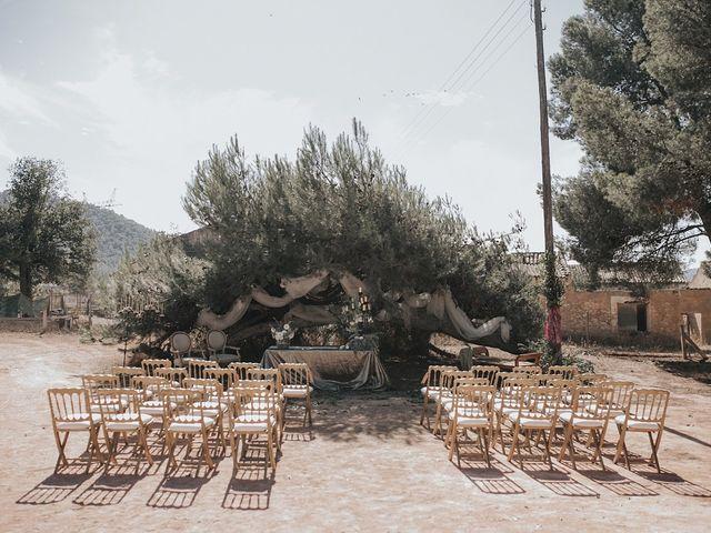 La boda de Óscar y Almudena en Madara, Alicante 42