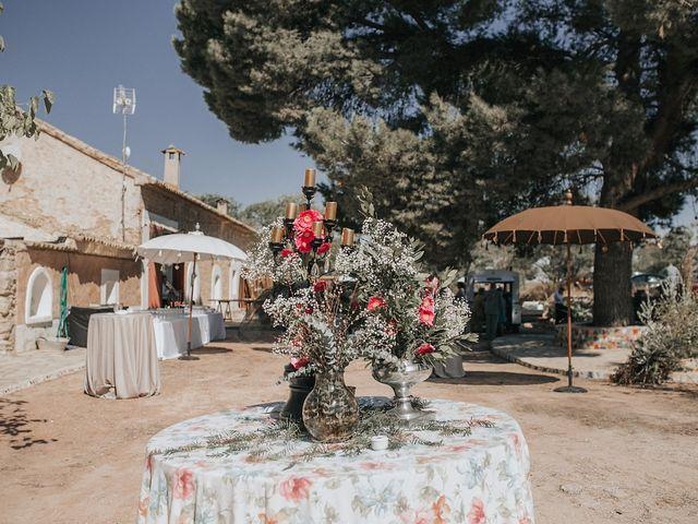 La boda de Óscar y Almudena en Madara, Alicante 48