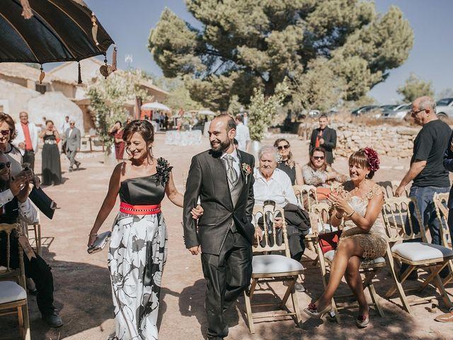 La boda de Óscar y Almudena en Madara, Alicante 53