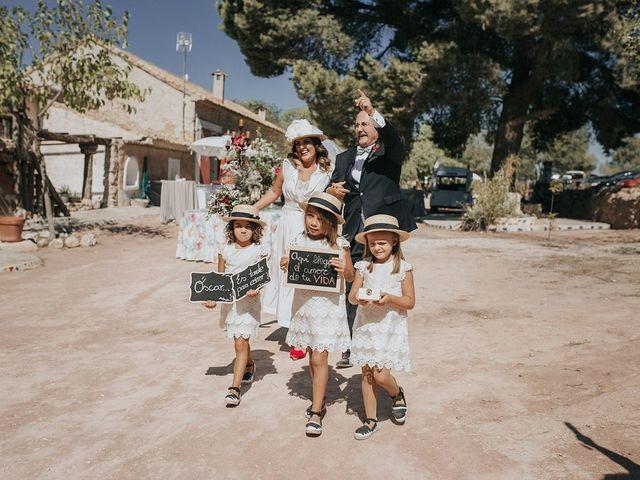 La boda de Óscar y Almudena en Madara, Alicante 54