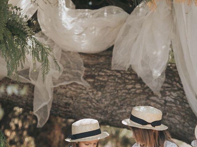 La boda de Óscar y Almudena en Madara, Alicante 58