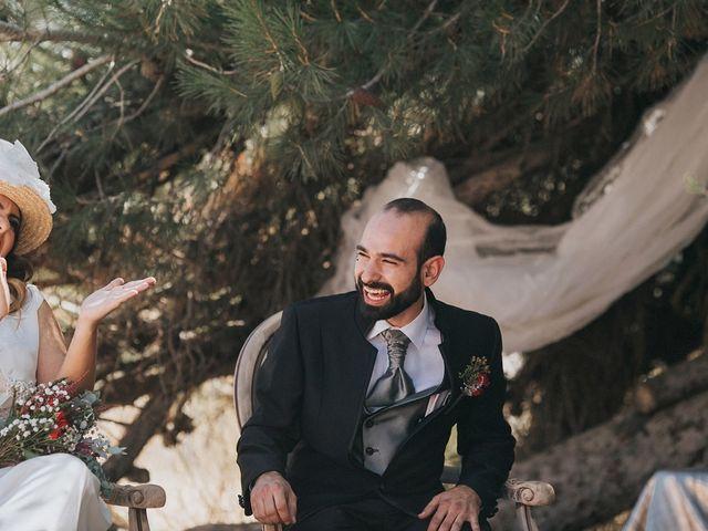 La boda de Óscar y Almudena en Madara, Alicante 59