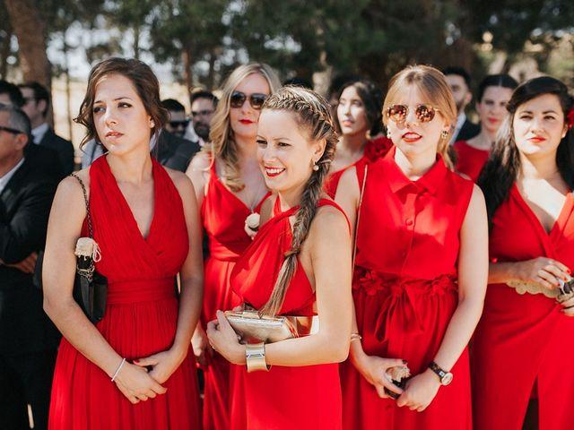La boda de Óscar y Almudena en Madara, Alicante 61