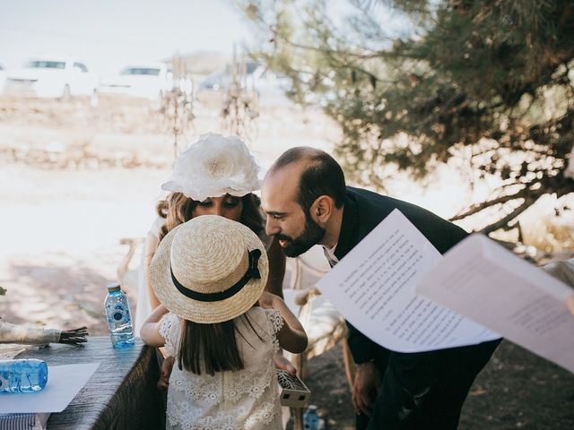 La boda de Óscar y Almudena en Madara, Alicante 62
