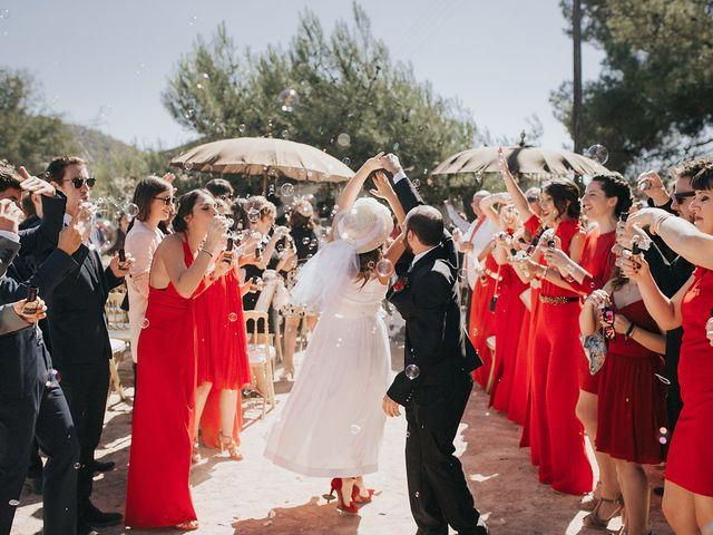 La boda de Óscar y Almudena en Madara, Alicante 64
