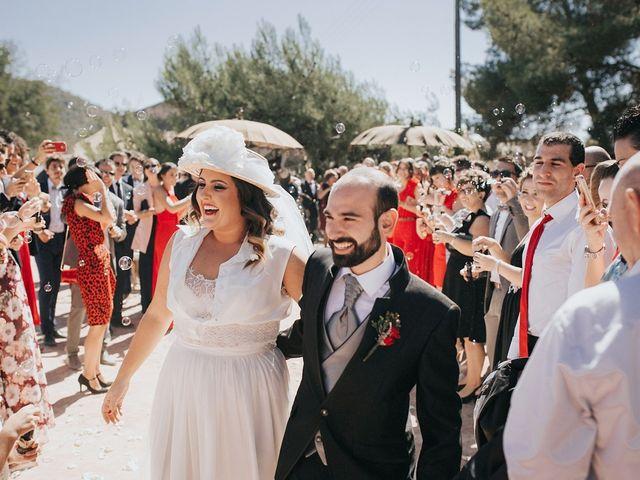 La boda de Óscar y Almudena en Madara, Alicante 66