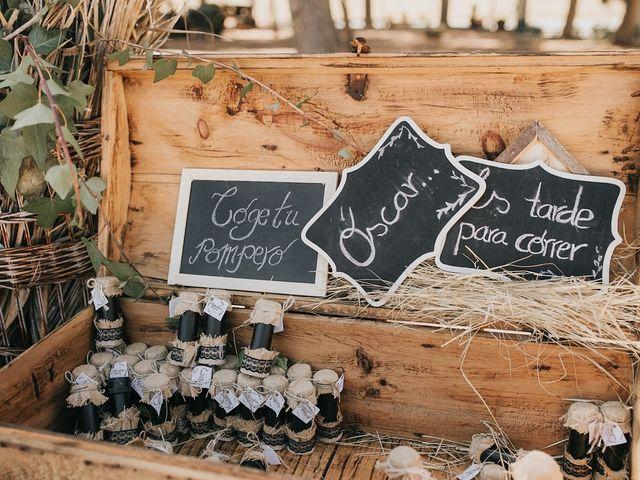 La boda de Óscar y Almudena en Madara, Alicante 67