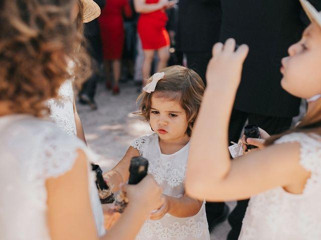 La boda de Óscar y Almudena en Madara, Alicante 68